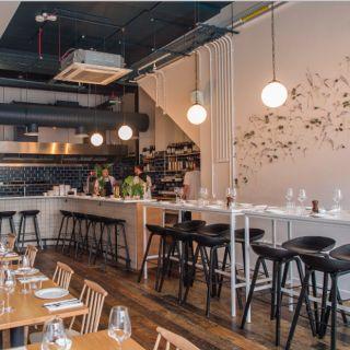 A photo of Host restaurant