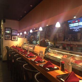 A photo of Jo's Sushi Bar restaurant