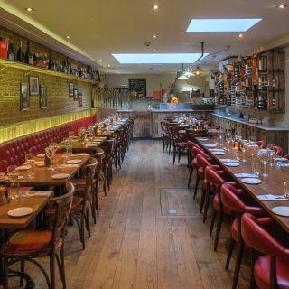 A photo of Cacciari's Restaurant Kensington - Pembroke Rd restaurant