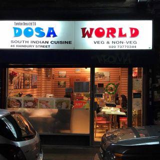 Dosa World