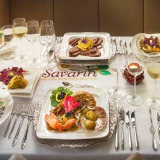 Foto von Savarin ayurvedisch-energetische Bio-Küche Restaurant