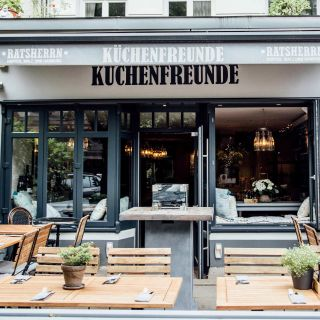 A photo of Küchenfreunde Lehmweg restaurant