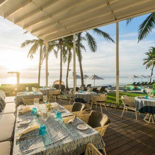 A photo of Azure Restaurant & Bar restaurant
