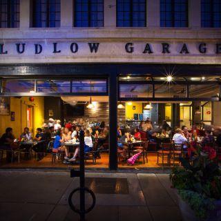 A photo of Ludlow Garage restaurant