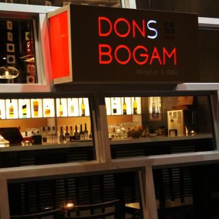 A photo of Dons Bogam BBQ & Wine Bar restaurant