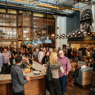 A photo of Magnolia Brewing – Dogpatch restaurant