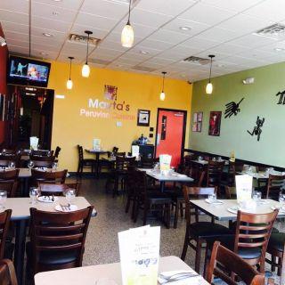 Una foto del restaurante Mayta's Peruvian Cuisine