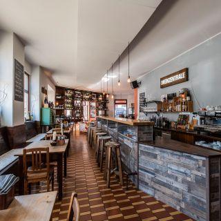 A photo of Weinzentrale restaurant
