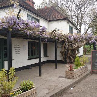 A photo of The Crown Inn restaurant