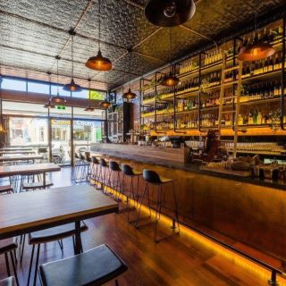A photo of Mr & Mrs P restaurant