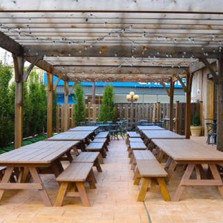A photo of Garden Social Beer Garden & Kitchen restaurant