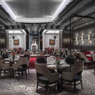 A photo of Red Plate - The Cosmopolitan of Las Vegas restaurant
