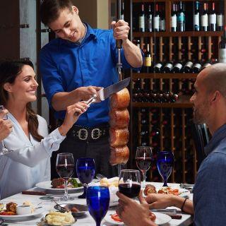 A photo of Texas De Brazil - Salt Lake City restaurant