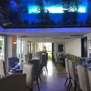 A photo of Chanson / Royal Blues Hotel restaurant