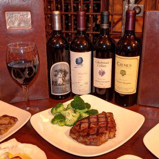 Una foto del restaurante The Salt Creek Steakhouse