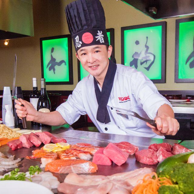 Kobe Japanese Steakhouse Kirkman Restaurant Orlando Fl Opentable