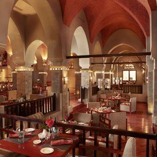 A photo of Basilico Mediterranean Restaurant - The Cove Rotana restaurant