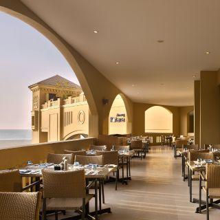 A photo of Horizon Restaurant - Amwaj Rotana Hotel & Resort restaurant