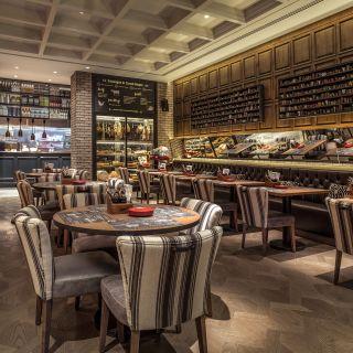 A photo of JB's Gastropub - Amwaj Rotana Hotel & Resort restaurant