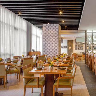 A photo of Benihana - Amwaj Rotana Hotel & Resort restaurant