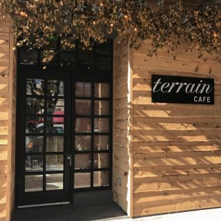 A photo of Terrain Cafe - Bethesda restaurant