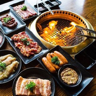 A photo of Gyu-Kaku - Atlanta, GA restaurant