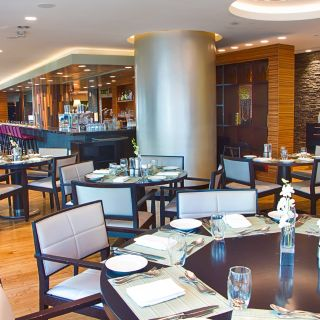 A photo of Flavours on Two- Towers Rotana restaurant