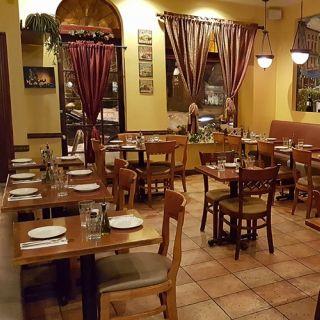 A photo of La Rotonda restaurant