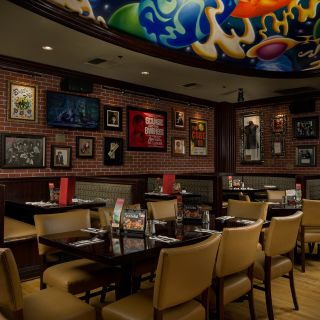 A photo of Hard Rock Cafe - Houston restaurant