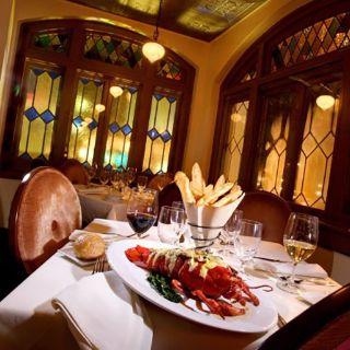 A photo of Knife & Fork Inn restaurant
