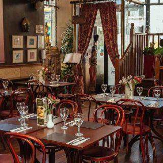 A photo of Thai Orchid Restaurant restaurant