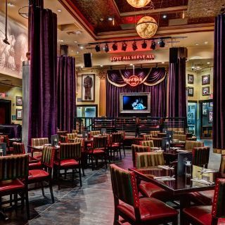 A photo of Hard Rock Cafe - Philadelphia restaurant