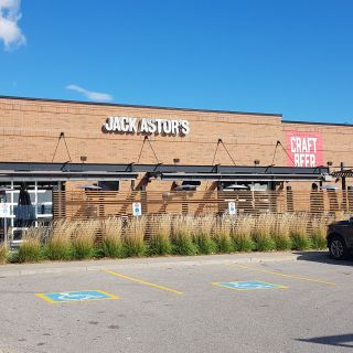 A photo of Jack Astor's - Pickering restaurant