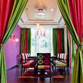 A photo of Rangoli - Yas island Rotana restaurant