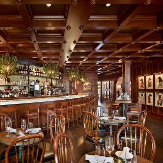A photo of White Dog Cafe - Wayne restaurant