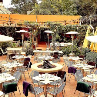 A photo of Maya Del Sol restaurant
