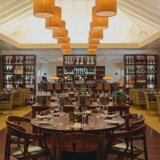 A photo of Mahogany House restaurant