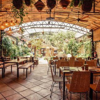 Una foto del restaurante Parcela