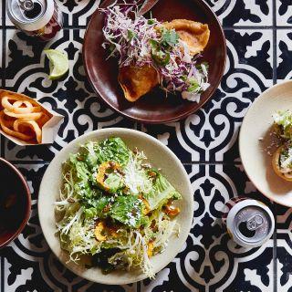 A photo of Flores - Corte Madera restaurant