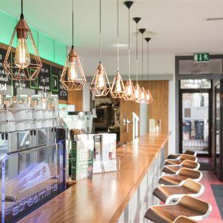 A photo of Campus Restaurant & Bistro restaurant