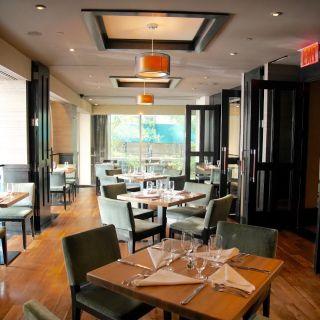A photo of Mezzanine restaurant
