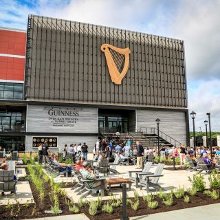 A photo of 1817 at Guinness Open Gate Brewery restaurant