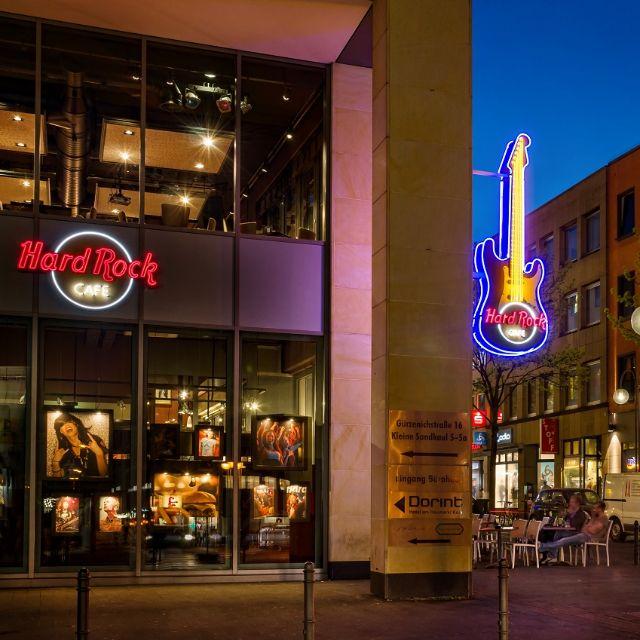 Frankfurt shop hard rock Location