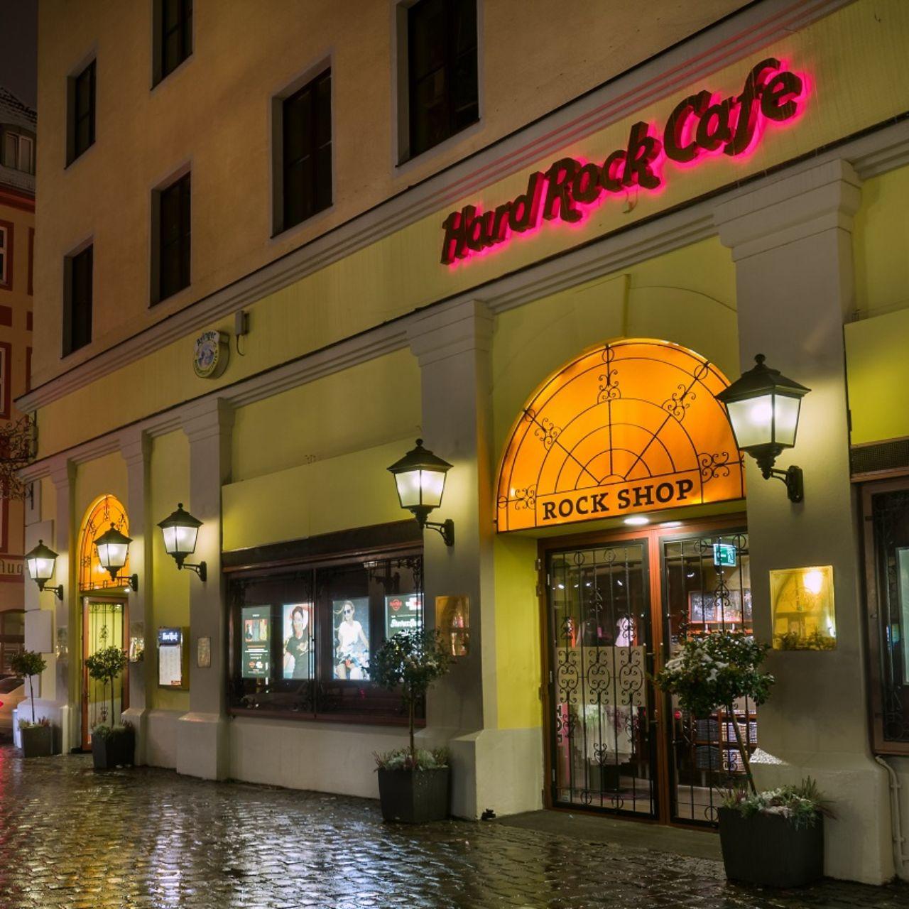 Frankfurt hard rock shop Hard Rock