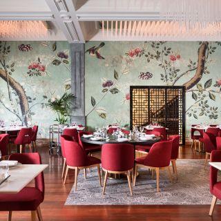 Een foto van restaurant Grand Orient