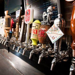 Beer Revolution Craft Beer & Pizza Bar - Oliver Square