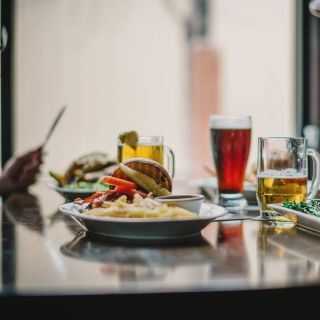 A photo of Brewsters Brewing Company & Restaurant - Meadowlark restaurant