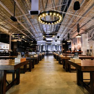 A photo of Blasta Brewing Company restaurant