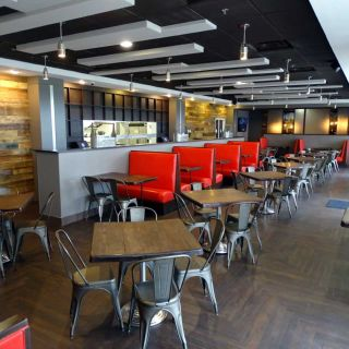 A photo of Callaloo restaurant
