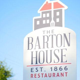 A photo of The Barton House restaurant